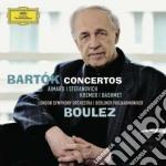 CONCERTI PER VL. V.LA 2 PF cd musicale di BOULEZ