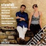 CONCERTI PER 2 VIOLINI cd musicale di CARMIGNOLA/MULLOVA