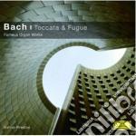 TOCCATA E FUGA cd musicale di PRESTON