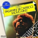 CAPRICCI                                  cd musicale di Nicolo' Paganini