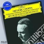 Chopin - Mazurke Preludi Ballate - Benedetti Michelangeli cd musicale di CHOPIN