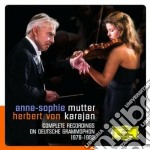 COMPLETE DG RECORDINGS                    cd musicale di KARAJAN/MUTTER