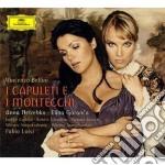 CAPULETI E MONTECCHI                      cd musicale di NETREBKO/GARANCA