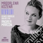 Vivaldi - Opera & Oratorio Arias - Kozena/Marcon cd musicale di Kozena/marcon