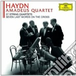 I quartetti le sette parol cd musicale di Amadeus Quartetto