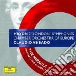 LE SINFONIE LONDINESI                     cd musicale di ABBADO/LSO