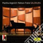 LIVE IN SALZBURG                          cd musicale di ARGERICH/FREIRE