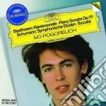 RECITAL (BEETHOVEN-SCHUMANN-CHOPIN)       cd musicale di POGORELICH
