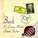 L'opera per organo cd musicale di PRESTON