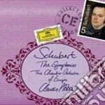 Sinfonie complete cd musicale di ABBADO/CEO