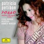 ROSSO : ITALIAN BAROQUE ARIAS             cd musicale di PETIBON