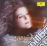 SONATE PER VL. E PF.                      cd musicale di BRAHMS