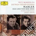 Das lied von der erde cd musicale di WUNDERLICH/FISCHER/D
