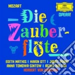 IL FLAUTO MAGICO                          cd musicale di Wolfgang Amadeus Mozart