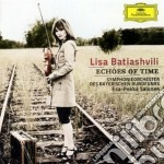 Lisa Batiashcili - Echoes Of Time cd musicale di BATIASHVILI/PEKKA-SA