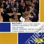 Sinf. concert/conc. flauto cd musicale di Abbado/om