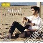 Mediterraneo cd musicale di Karadaglic
