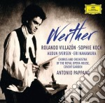 Werther cd musicale di Villazon/pappano