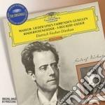 Kindertotenlieder/4 rucker cd musicale di Gustav Mahler