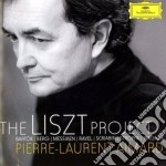 The liszt project cd musicale di Aimard