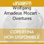 Mozart - Overtures - Marcon / La Cetra cd musicale di Cetra Marcon/la