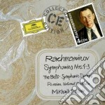 Sinfonie 1-3/danze sinfoni cd musicale di PLETNEV/RNO