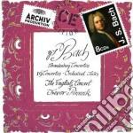 Concerti brandeburghesi/4 cd musicale di PINNOK/EC