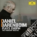 The warsaw recital cd musicale di Barenboim