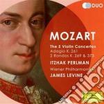 Conc. vl. completi cd musicale di Perlman/barenboim/wp