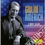 Giulini in america vol.2 cd musicale di Giulini/cso