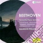 Sonate per pf celebri cd musicale di Pollini