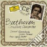 I concerti completi cd musicale di Pollini/mutter/karaj