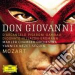 Don giovanni cd musicale di D'arcagelo/damrau/vi