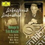 Liebesfreud, liebesleid cd musicale di Artisti Vari