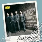 Ottetto/quartetto op. 80 cd musicale di Emerson