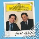 Recital cd musicale di Perlman/mehta