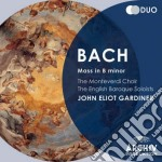Messa in si minore cd musicale di Gardiner/mc/ebs