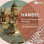Musica per i fuochi d'arti cd musicale di Pinnock/ec