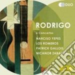 Concerti aranjuez e madrig cd musicale di Yepes/navarro/eco