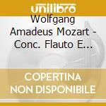 Mozart - Conc. Flauto E Arpa - Hogwood cd musicale di HOGWOOD