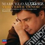 THE VERDI TENOR                           cd musicale di ALVAREZ