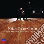 Chopin - 12 Studi/sonata Per Pf.n.2 - Freire cd musicale di FREIRE
