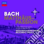 PASSIONE S. MATTEO                        cd musicale di CHAILLY/OGL