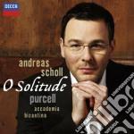 O solitude cd musicale di Biz Scholl/accademia