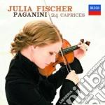 24 capricci cd musicale di FISCHER