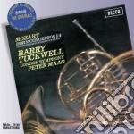 Conc. per corno 1-4 cd musicale di Tuckwell/maag/lso