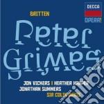 Peter grimes cd musicale di Vickers/harper/davis