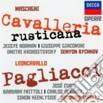 Cavalleria rusticana/pagli cd musicale di Norman/giacomini/cur