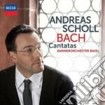 Bach - Arie Da Celebri Cantate - Scholl/kb cd musicale di Scholl/kb