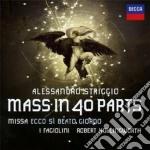 Messa in 40 parti (prestig cd musicale di Fagiolini I